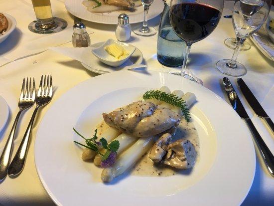 Ravensburg, Niemcy: Exzellente Kueche!