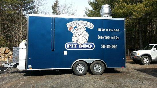 Stafford, VA: Big Bad W Pit Bbq