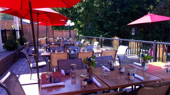 Brooklin, Canada: Harvest Patio