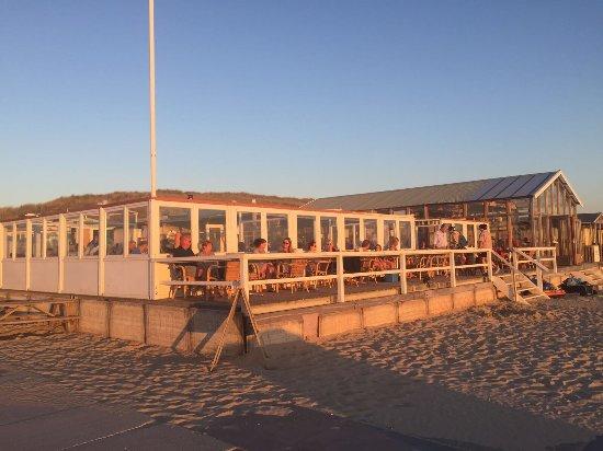 Wijk aan Zee, Ολλανδία: Strandpaviljoen de Kust