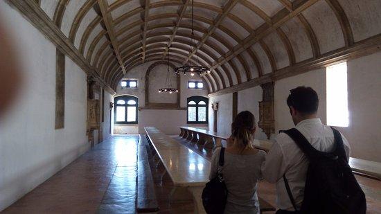 Tomar, Portugal: Refeitório do Convento.