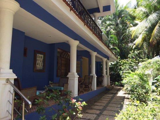 Presa di Goa Country House: Hotel
