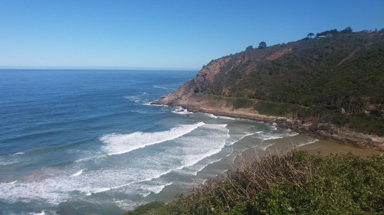 Wilderness, Sydafrika: Dolphin Point Lookout