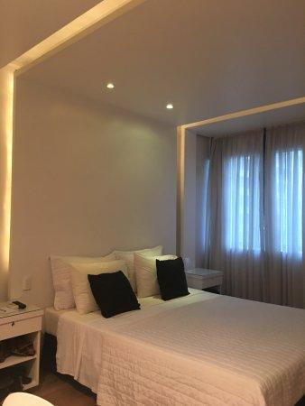 Rio Design Hotel: habitación