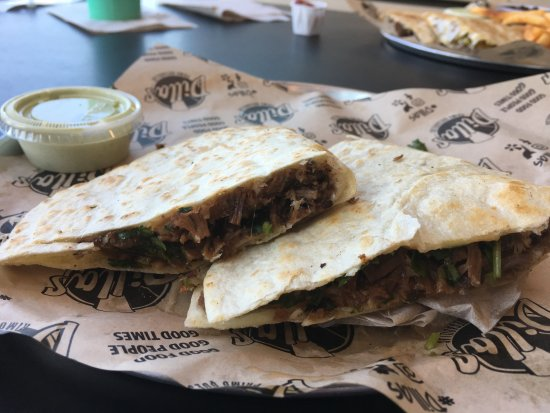 It's a Big Dilla! - Review of Dillas Primo Quesadillas, Frisco, TX