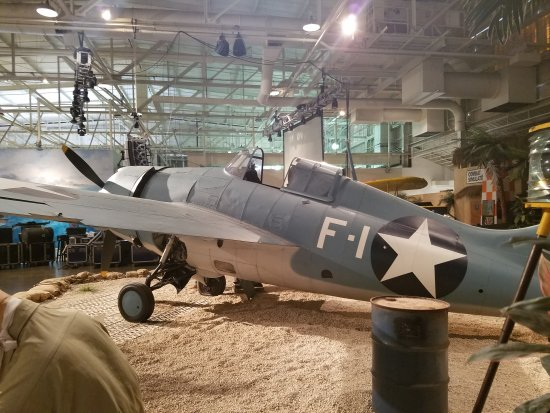 Pacific Aviation Museum Pearl Harbor: 20170525_101737_large.jpg