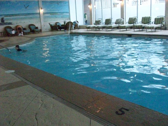 Indoor Heated Pool Picture Of The Grand Hotel Cape May