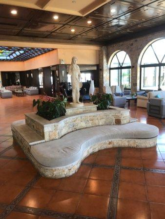 Mare Nostrum Thalasso Hotel: Réception de l'hôtel