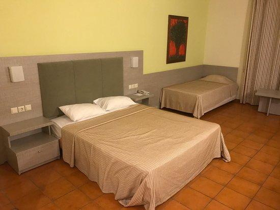 Mare Nostrum Thalasso Hotel: Chambre