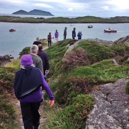 Caherdaniel, Irland: Walking the Mass Path!