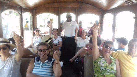 City Trolley Tour: ideal para disfrutar en familia