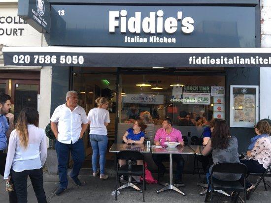 Fiddies picture of fiddie s italian kitchen london for D italian kitchen