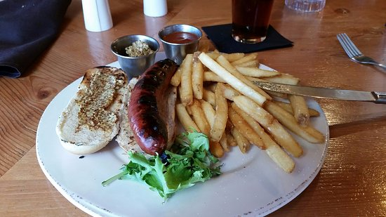 Evergreen, CO: Elk Sausage