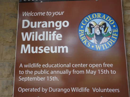 Durango Fish Hatchery and Wildlife Museum