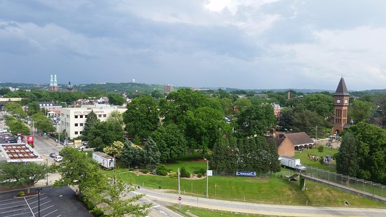Covington, KY: Our Week ... lovely view!