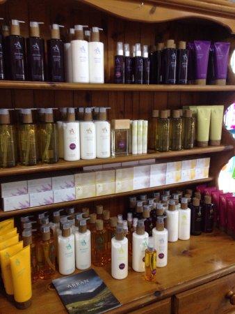 Inveraray, UK: Arran a sense of Scotland formerly Arran Aromatics