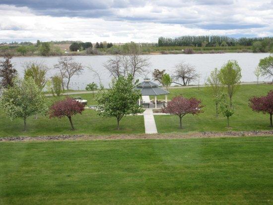 Ричленд, Вашингтон: Our view from the suite