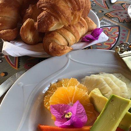 Le Relais de la Reine : Vorstelijk ontbijt