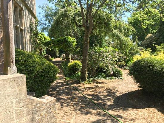 Cirencester, UK: Leisure garden 2017