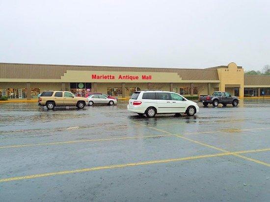 Marietta, GA: outside