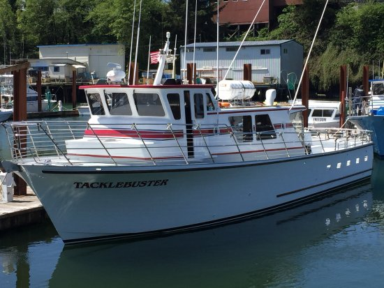 Dockside Charters: Just the right size