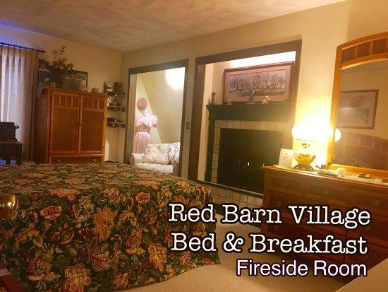 Clarks Summit, Pensilvania: Fireside Room - $119