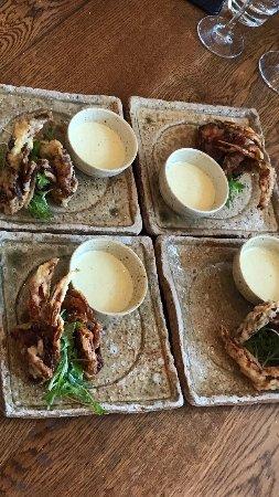 Zuma: soft shell crab