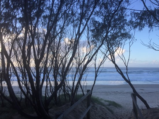 Point Lookout, Austrália: photo2.jpg