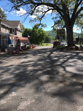 Highland Falls, Nova York: Bear Mountain Pizza & Cafe