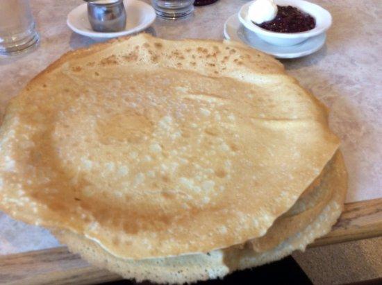 Redmond, OR: Swedish Pancake