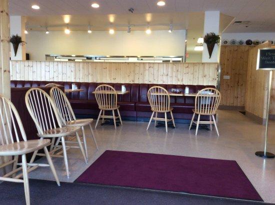 Redmond, OR: Dining area