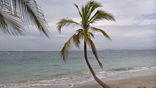 Cahuita, Costa Rica : la vue sur la plage