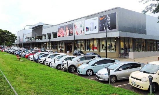 Suva, Fiji: TappooCity Lautoka