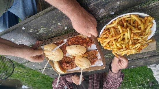 Randolph, VT: Vermont Maple BBQ