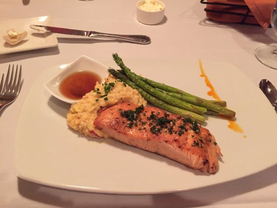 Harrisonburg, VA: Salmon