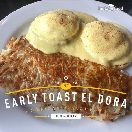El Dorado Hills, CA: Classic Eggs Benedict