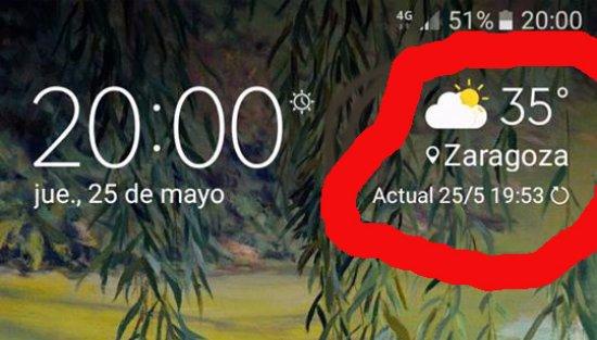 Hotel Rio Arga: 35º C sin aire acondicionado