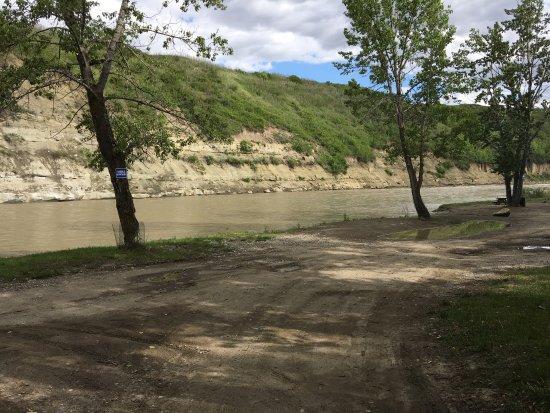 Branchement de l'eau de Calgary brancher l'antenne HD