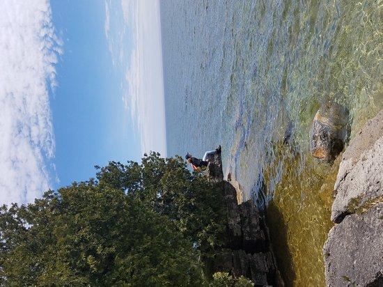 Ellison Bay, WI: 20170526_122145_large.jpg