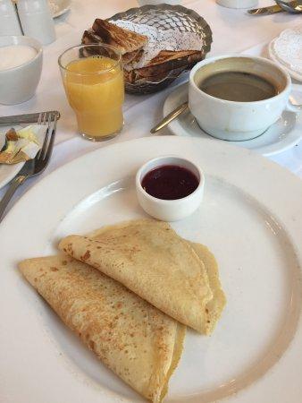 Ennis, Irland: Breakfast!