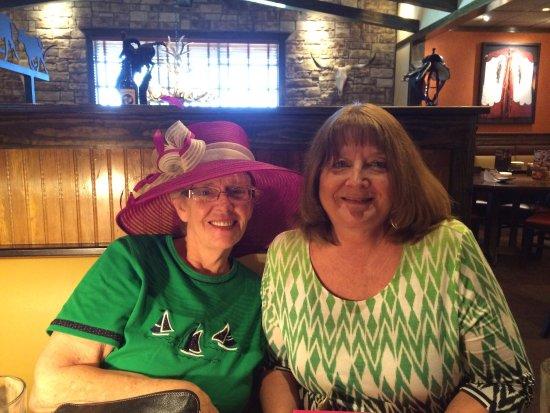 Joplin, MO: Cousins. Celebrating Birthday!