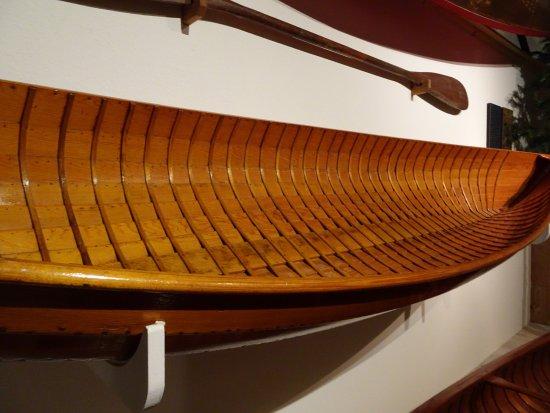 Spooner, WI: canoe