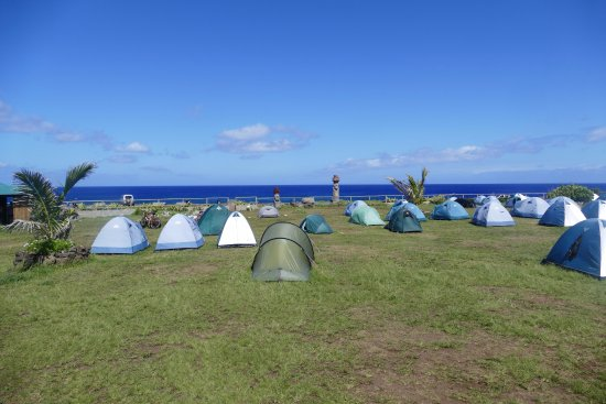 Camping Mihinoa: Camp site