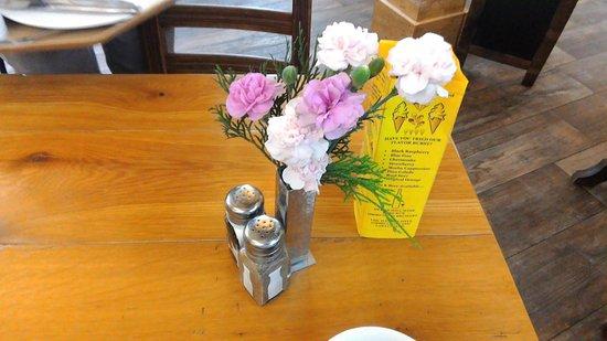 Elbridge, Νέα Υόρκη: table