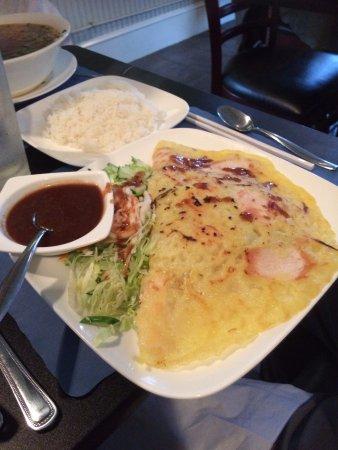Canton, MA: Vietnamese pancake