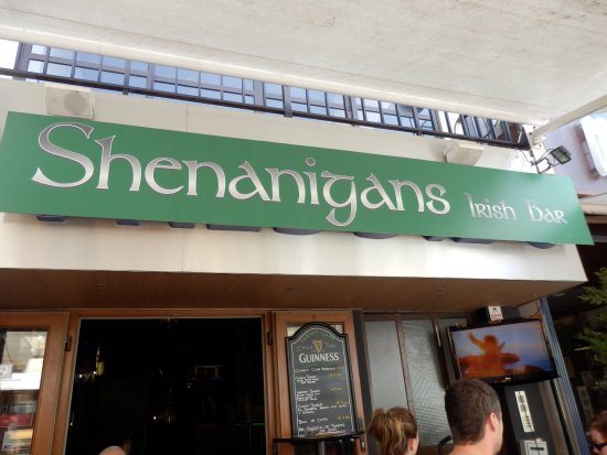 ‪Shenanigans Irish Bar‬