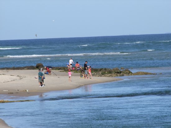 Caloundra, أستراليا: Bulcock Beach