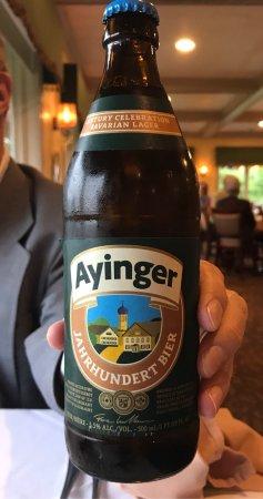 Bavarian Inn: Great meals good desert