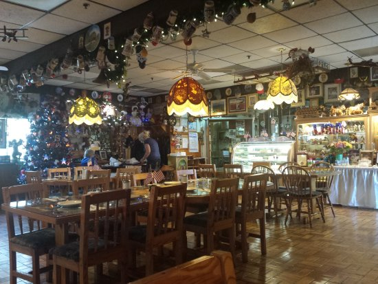 Wrightstown, Nueva Jersey: Wonderful place! I really enjoyed the food, the warmth and beautiful inside!