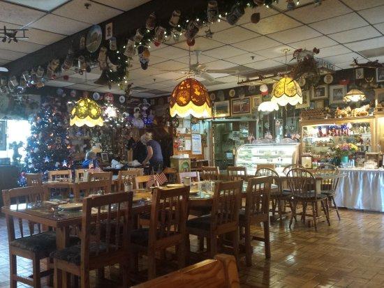 ไรต์สทาวน์, นิวเจอร์ซีย์: Wonderful place! I really enjoyed the food, the warmth and beautiful inside!